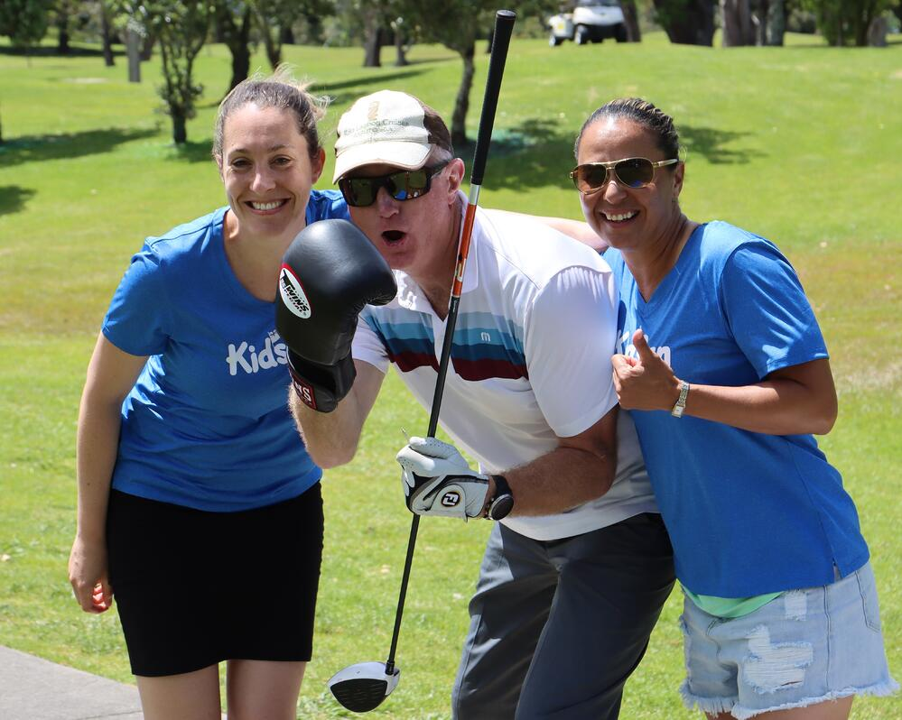 4 - Charity Golf day for KidsCan
