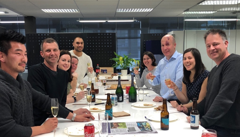 Quadrent celebrating 50th client for LOIS - IFRS 16 lease accounting software