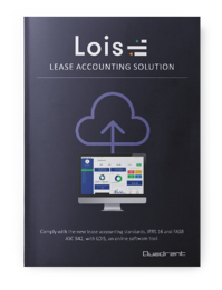 LOIS lease accounting brochure eBook mockup