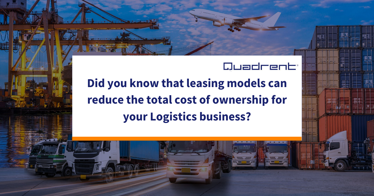Understanding TCO is critical for Transport and Logistics companies during this period of growth