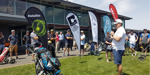 Event: Charity Golf Day for KidsCan 2019