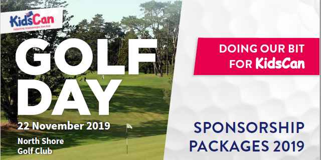 Do you like golf and making the world a better place... Sponsor our golf day