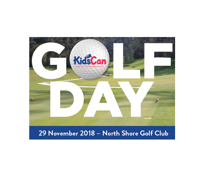 Event Reminder: Charity Golf Day for KidsCan