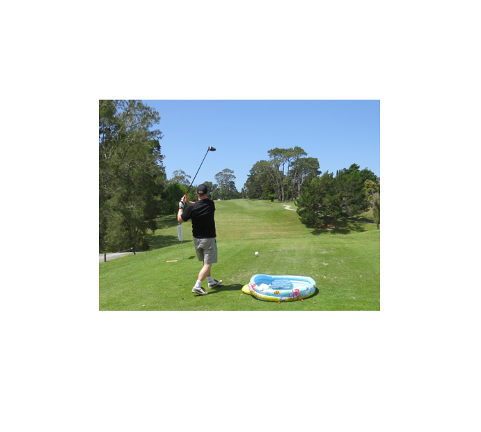 A Day on the Course - 2018 Charity Golf Day